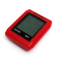 acc screen - Hot selling INBIKE Waterproof Wireless Touch Screen Cycling Computer Bicycle Bike Meter Speedometer Odometer Bicycle Acc order lt no track