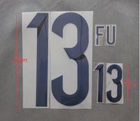 nameset ad soccer - AD Custom soccer jersey Nameset folck Customize Name A Z Number Print Player font nameset