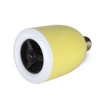 app plastics - Best Plastic Mini MP3 Speakers Lamps Cheap Mono Wireless Bluetooth Sealed Speakers Subwoofers Bluetooth APP Control LED Bulbs Speakers