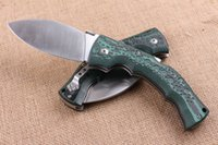 Wholesale Cold steel big dog legs knife CR15MOV HRC folding knife outdoor survival camping hunting knife folding knife