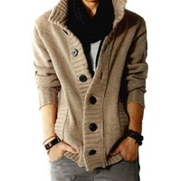 best hedges - Best Selling New Fashion Hedging Men s Sweater Casual Pullover Outdoor Shirt Coat