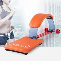 Wholesale Hot Sales Abdomenizer Body Building Machine Sit Up Board Household Abdomen Fitness Workout Equipment AB Rollers Machine MD0077