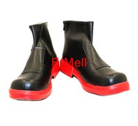 adam shoes - Cosplay RWBY Adam Taurus Men s Boots Shoes High Quality Leather Boot Custom