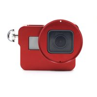 Wholesale New Product Aluminium Gopro Protective Housing Case Rear Cover For Go Pro