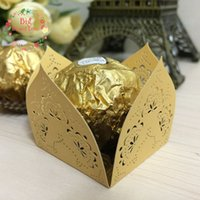 baby shower candy bar wrappers - 50pcs Cupcake Wrappers Candy Box Bar Baby Shower Gifts Bar Chocolate Candy Bar Cake Accessories Party Supplies Wedding