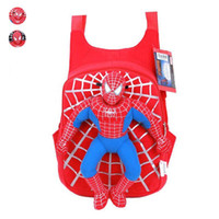 Wholesale Cute New D Spiderman School s Backpack Kids Children Cartoon School Bags Backpacks Baby Child Infantil Escolar Mochilas