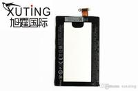 accord phone - Original mAh BM23100 H00199 M H00199 M Battery For HTC Accord C620 C620e C620t C625 C625e PM23200 Windows Phone X