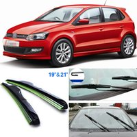 auto parts windshield - Auto parts quot quot front windscreen windshield wiper blades Soft Rubber WindShield Wiper Blade For Volkswagen Polo