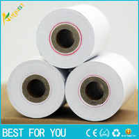 Wholesale New rolls Cash register paper mm thermal paper POS machine printing paper mters small ticketpaper roll paper