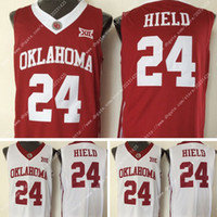 america vest - Newest Oklahoma Sooners Buddy Hield America College Football Jersey Men s Jersey Embroidery Logos Stitched Uniforms Finals Champions Vest