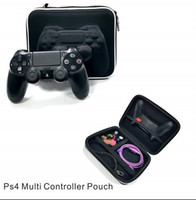 Wholesale 2016 PS4 controller bag PS4 handle square boxes multi function bag luggage wireless packet