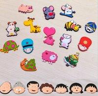 Wholesale Cartoon Magnet Animal Sticker Toys for Decoration Fridge and Furniture Creative Rubber Fridge Magnetic Sticker Mix DHL