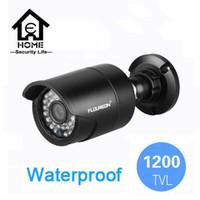 Wholesale FLOUREON CCTV Camera TVL Outdoor days h Night Vision Security Video System m IR Home Surveillance Mini Security Camera