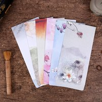 Wholesale Pieces Vintage Chinese Style Vintage Craft Paper Envelope For Letter Paper Postcards Korean Stationery