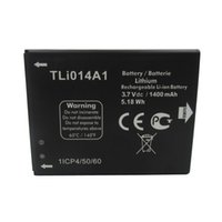 Wholesale Hot sale V mah TLi014A1 replacement Battery for Alcatel ONE TOUCH OT A FIRE OT M POP
