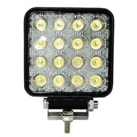 Wholesale Automotive work lights LM W High power X W Bead LEDs working light Offroad LED car Led Work Light bar V V