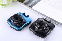 Precio de Cámaras de guión recuadro negro-Mini DVR coche automático DVRS Full HD 1080p de 170 grados de visión videocámara registrator grabador de vídeo de estacionamiento GT300 noche cuadro negro tablero de levas