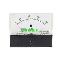 Wholesale Rectangle Panel AC A Analog Meter Ammeter L1 A
