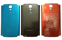Wholesale Battery Door Back Cover Case For Samsung Galaxy S4 Active i9295 i537 Housing with Logo