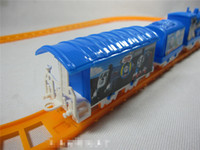 battery operated toy train set - Small electric rail train toys Train Railway Train Play Set battery operated Toys Gifts Children s educational toys