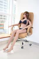 Cheap Top quality 158cm lifelike silicone mini sex doll with skeleton, vagina real pussy love dolls,oral japanese adult dolls for male