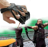 Wholesale Archery gloves Three leather archery archery activities hunting bow finger hunting Accessories and Equipment