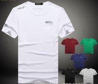 Wholesale 2016 new T shirt man short sleeve T shirt men s clothing Summer modal half sleeve printing round collar men s T shirt