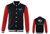 baseball grips - Brand clothing diamond supply co LTD male baseball jacket coat coat thickness GRIZZLY GRIP size we S xl diamond supply jacket