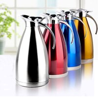 Wholesale RENPIN stainless steel thermos vacuum insulation pot thermos bottle pot