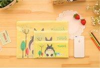 Wholesale The new medium KT Totoro jingle cats yellow duck cm cartoon pen transparent mesh bag