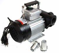 ac fuel transfer pump - Fuel Diesel Kerosene Biodiesel Pumps Self Prime Cast Iron V AC GPM Oil Transfer Pump with aluminum casing