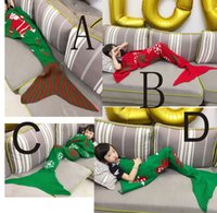 adult room design - Christmas Soft Mermaid Tail Blanket Handmade Living Room Sleeping Blanket For Kids Adult quot x27 quot designs