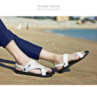 athletic sandals - New arrival cheap sandals for men designer beach shoes water shoes sand shoes men casual shoes fashion summer shoes athletic shoes