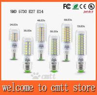 Wholesale Led Corn Bulb SMD E27 E14 LED Lamp W W W W W W LED Lights Chandelier Candle Lighting Home
