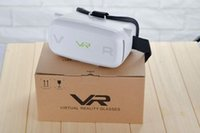 Wholesale Professional Google Cardboard Original Brand VR BOX Virtual Reality D Glasses Games for Phone Wireless Bluetooth Controller