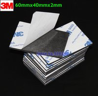 auto foam pad - mmx40mm M A Black Double Sided EVA Foam Tape Pad Mounting Tape Auto Car Decorative Article Wall Pendant Home Use