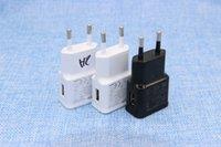 Wholesale Universal Original True A V A A USB wall charger Plug EU US for iphone Sumsang galaxy s6 HTC LG