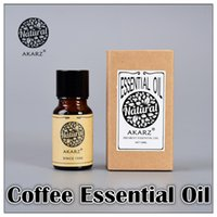 anxiety coffee - AKZRZ Famous Brand Pure Natural Coffee Essential Oil Cells Refresh Relax Moisture Nutrition Of Skin Cells Skin Coffee Oil Y018