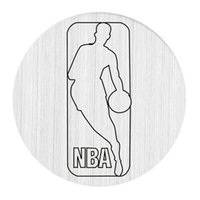 basketball association - Floating Glass Memory Locket Stainless Steel Plate for mm Glass Memory Lockets The Love for Basketball Association