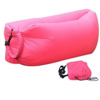 Wholesale 2016 new camping product lamzak lay bag patent inflatble bed Gojoy hangout inflatable hammock air sleeping bag garden sofa bed