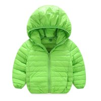 baby lightweight jacket - 2016 Fashion Boys Winter Coat Children Down Jacket Children Clothing Down Coat Lightweight Down Jackets Baby Costume Kids Girls Parkas