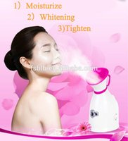 Wholesale by Jmha Hot Sale Home Use Mist Ionic Facial Steamer vaporizer humidifier mini Ozone Facial Steamer