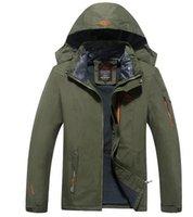 pizex - Newest Design Man s Pizex Waterproof Windproof Warm Coat Jacket Jacket Men Pizex Large Size Hooded Jackets Casual Loose Jackets