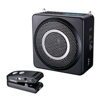 Wholesale New Takstar E260W G Wireless Portable Amplifier teaching speaker LCD Display with FM MP3 Recording stable and powerful voice