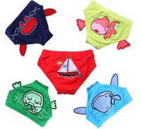 Wholesale Baby Boy Girl Swimming Trunks Children infant Swimwear Swimsuit For Kids Cartoon Panties Lovely Summer Bathing wear Fashion Swim Diaper
