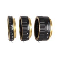 Wholesale Gold Auto Focus Macro Extension Tube for CANON EOS D D D D D D