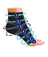 ankle compression socks - 2016New Ankle Compression Foot Angel Sleeve Arch Heel Pain Relief Support Men Womens socks for gym