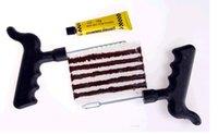 Wholesale Household car tire repair tools using sets repair kit Automobile motorcycle tire repair tools quickly