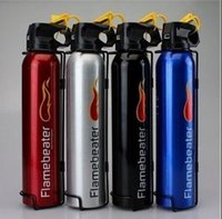 aluminum fire extinguisher - Flamebeate extinguishers g aluminum bottle mini fire extinguisher Car Accessories dry powder fire extinguisher