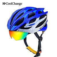 Wholesale 2016 HOT Bicycle Cycling Helmet EPS PC Material Ultralight Mountain Bike Helmet Air Vents With Lenses any size
